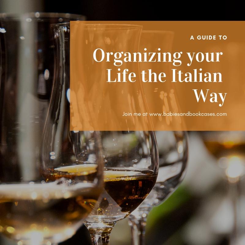 organizing the italian way
